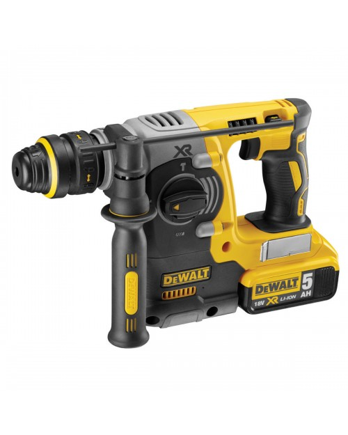 ΠΙΣΤΟΛΕΤΟ BRUSHLESS 18V 5.0ΑΗ XR LI-ION SDS-PLUS DCH273P2 DEWALT