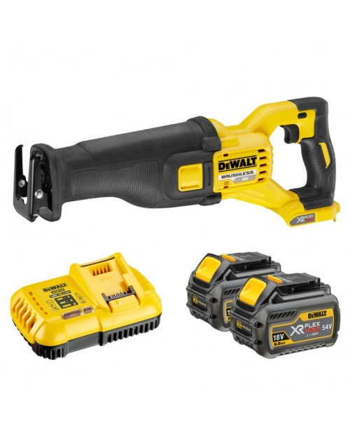 ΣΕΓΑΤΣΑ 54V 6.0Ah BRUSHLESS FLEXVOLT DCS388TS DEWALT