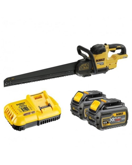 ΠΡΙΟΝΙ ALLIGATOR 54V 430mm XR FLEXVOLT DCS397T2 DEWALT